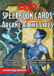 Dungeons & Dragons: Spellbook Cards - Arcane Archetypes 5.0