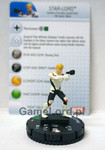 Marvel HeroClix - Guardians of the Galaxy - #030 Star-Lord