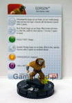 Marvel HeroClix - Guardians of the Galaxy - #027 Gorgon