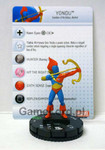 Marvel HeroClix - Guardians of the Galaxy - #023 Yondu