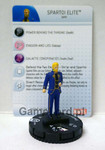 Marvel HeroClix - Guardians of the Galaxy - #011a Spartoi Elite