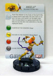 Marvel HeroClix - Guardians of the Galaxy - #033 Angela