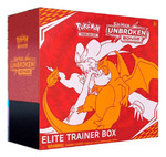 Pokemon: S&M10 Unbroken Bonds Elite Trainer Box