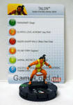 Marvel HeroClix - Guardians of the Galaxy - #022 Talon