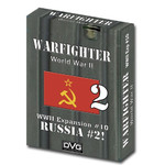 Warfighter: WWII - Expansion #10: Russia #2