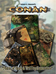 Conan RPG: Tile Set - Fields of Glory & Thrrilling Encounters