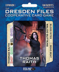Dresden Files Expansion 1 - Fan Favorites