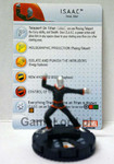 Marvel HeroClix - Guardians of the Galaxy - #045 I.S.A.A.C. (Isaac)