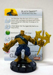 Marvel HeroClix - Guardians of the Galaxy - #046 Black Dwarf