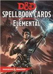 Dungeons & Dragons: Spellbook Cards - Elemental Evil 5.0