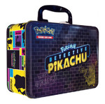 Pokemon: Detective Pikachu Collector's Chest Treasure Tin - walizeczka kolekcjonerska