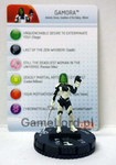 Marvel HeroClix - Guardians of the Galaxy - #001 Gamora