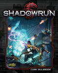 Shadowrun Core Rulebook 5th Ed.