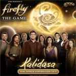 Firefly: The Game - Kalidasa Rim Space (Expansion)