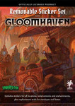 Removable Sticker Set for Gloomhaven