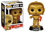 Star Wars EP VII #64 POP - C-3PO
