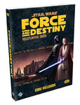 Star Wars Force and Destiny - Core Rulebook