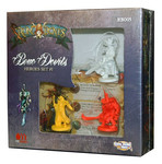 Rum & Bones: Bone Devils - Hero Set #1
