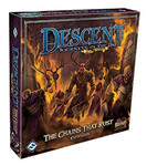 Descent: Wędrówki Mroku - The Chains That Rust Expansion (2ed)