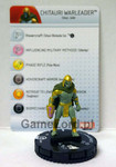 Marvel HeroClix - Guardians of the Galaxy - #006b Chitauri Warleader