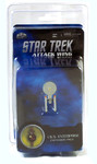 Attack Wing Star Trek - Mirror Universe - I.S.S. Enterprise Expansion Pack