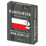 Warfighter: WWII - Expansion #12: Poland #2