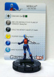 Marvel HeroClix - Guardians of the Galaxy - #016 Nebula