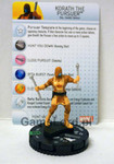 Marvel HeroClix - Guardians of the Galaxy - #021 Korath The Pursuer