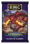 Epic Card Game : Uprising - Flames of Scarros