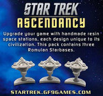 Star Trek: Ascendancy - Romulan Starbases