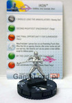Marvel HeroClix - Guardians of the Galaxy - #009b Ikon
