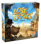 Lost Cities: Pojedynek + karty promo