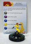 Marvel HeroClix - Guardians of the Galaxy - #026 Crystal