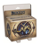 Descent: Journeys in the Dark (2nd edition) -  Gargan Mirklace Lieutenant Pack