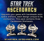 Star Trek: Ascendancy - Cardassian Starbases