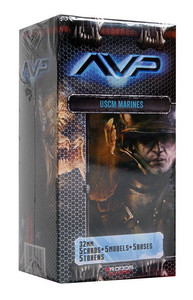 AvP Boardgame: USCM Marines