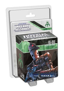 Star Wars: Imperial Assault - IG-88 PL/EN