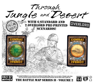 Memoir '44: Through Jungle & Desert