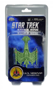 Attack Wing Star Trek: I.K.S. Negh'var Expansion Pack