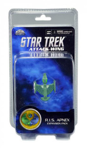 Attack Wing Star Trek: R.I.S. Apnex Expansion Pack