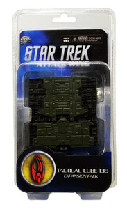 Attack Wing Star Trek - Borg: Tactical Cube 138 Expansion Pack