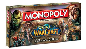 Monopoly : World of Warcraft Collector's Edition