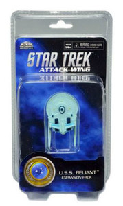 Attack Wing Star Trek: Federation: U.S.S. Reliant Expansion Pack