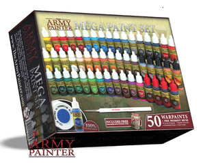 Army Painter: Warpaints Mega Paint Set