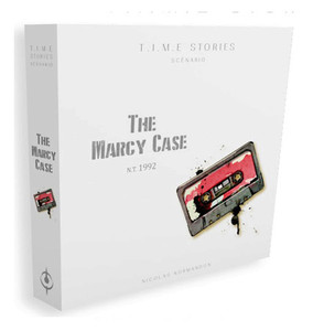 T. I. M. E Stories: The Marcy Case 1992 NT / Sprawa Marcy