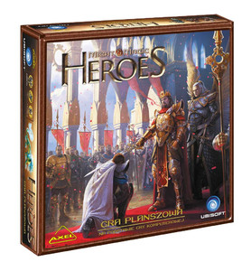 Might & Magic Heroes: Gra planszowa