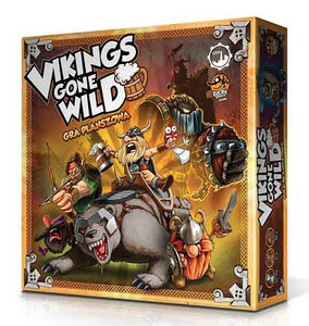 Vikings Gone Wild + Promo karta