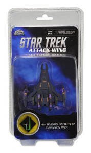 Attack Wing Star Trek: 4th Division Battleship Expansion Pack