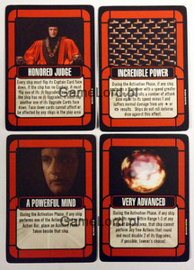 Attack Wing Star Trek - Resources: Q Cards