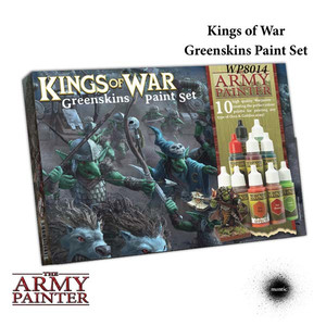 Zestaw Farb Army Painter - Kings of War - Greenskins
